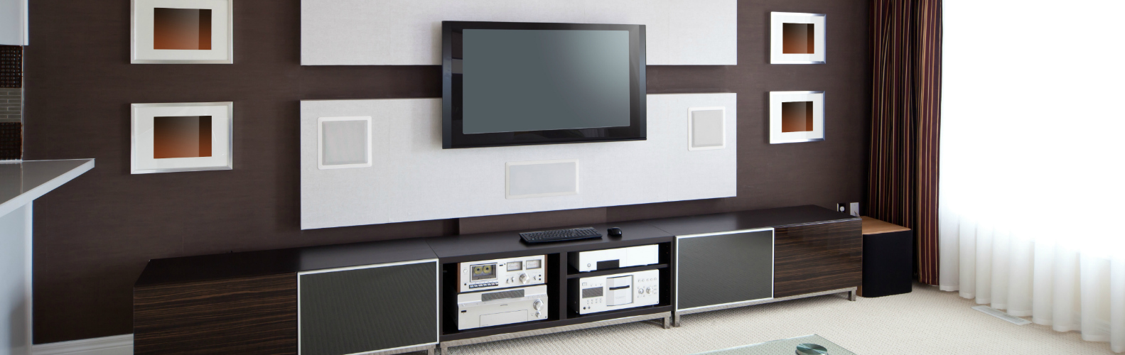 Idea Gallery - Media Rooms